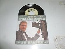 "HAN wellerdieck-Je t aime - 1988 Dutch 7"" JUKE BOX VINYL SINGLE"