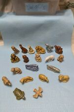 Wade Whimsies figurines Lot Of 20 Animals