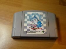 GAME/JEU SNES KONAMI SUPER NITENDO JAPANESE Grand Prix Race NUS-P-NCGJ N64 JAP *