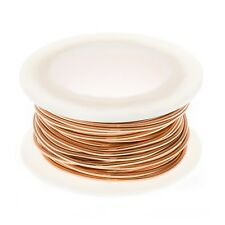COPPER Craft Wire non offusca per gioielli 1mm - 4 metri (c69/3)