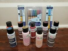 Fabric Creations Fabric Paint lot