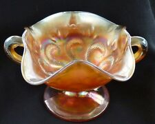 Bowl Carnival Date-Lined Glass