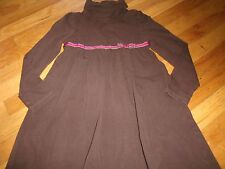 GYMBOREE DRESS SIZE 7 YEARS FALL HOMECOMING WINTER BROWN SCHOOL CHURCH MINT