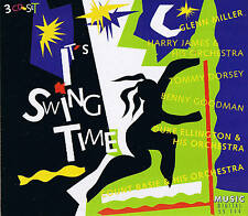 IT´S SWING TIME 3CD-Box 56 Tracks Delta Music 2005 78rpm time
