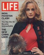 Life December 10,1971 Cybil Shepherd / War in Pakistan / New Wines New Bottles