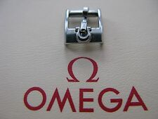 NOS Vintage Omega Stainless Steel 8mm Buckle - Very Rare & Highly Desirable