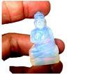 Jet Opalite Gemstone Buddha 20 grams approx. Meditation Zen Divine Holy Pious