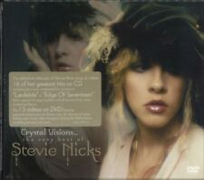 STEVIE NICKS CRYSTAL VISIONS THE VERY BEST OF CD & DVD (GREATEST HITS) (2007)