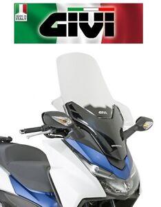 Parabrisas Específico Transparente Honda Fuerza 125 ABS 2018 No Electrica GIVI