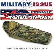 Military Issue Sleeping Bag Bivy Cover For MSS (Very Nice Condition!)