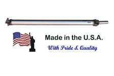 See Fitment RWD 62.75 Complete REAR Drive Shaft Assembly for 2002 2003 2004 2005 2006 2007 2008 Dodge Ram 1500 Automatic Transmission Detroit Axle Standard Cab Pickup