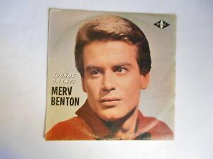 MERV BENTON- LP - SOUNDS GREAT