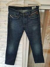 Diesel PADDOM WASH 008FC STRETCH Button Fly Denim Jeans Size 30