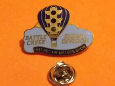 New Listing1991 single division Hot air balloon Pin,S/H combined no additional charge