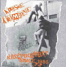 KLASSE KRIMINALE KIDZ PROPERTY CD (BEST OFF)