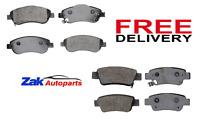 FOR HONDA CR-V CRV MK3 2.0 2.2 CTDi 2007-2012 FRONT AND REAR PADS SET NEW