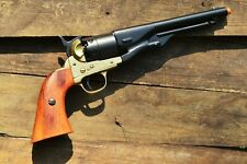 Colt M1860 Single Action Army Revolver - 1860 - SAA - Civil War - Denix Replica