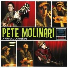 Pete Molinari : A Virtual Landslide CD (2008) ***NEW***