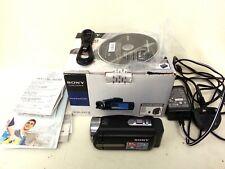 Sony Handycam  DCR-SX21E Pal Digital Video Cam Recorder w/ Batery Boxed #449