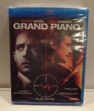 NEW- GRAND PIANO The MOVIE  BLU-RAY Disc DVD with ELIJAH WOOD and JOHN CUSACK