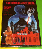 LA MANSION ENSANGRENTADA The Dorm That Dripped Blood DVD R2 - Precintada