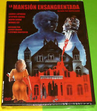 LA MANSION ENSANGRENTADA The Dorm That Dripped Blood DVD R2 - Precintada