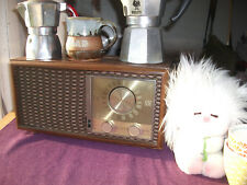 Antique Vintage Zenith AM FM Stereo Wood Radio Tested Working Gr8Grandma Awesome