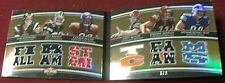 2010 Topps Triple Threads Relic Double Combos Gold #TTRDC7 Bradford Bryant Suh
