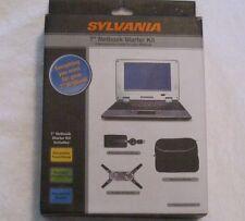 "Sylvania 7"" Notebook Starter Kit 3pc Accessories"