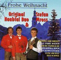 Original Naabtal Duo Frohe Weihnacht (BMG/AE, & Stefan Mross) [CD]