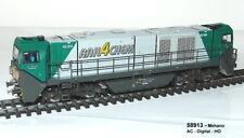 Mehano 58913 - Locomotive Diesel G2000 Bb Asy. Cabine R4C Vert Ep.v / Vi Ac Son
