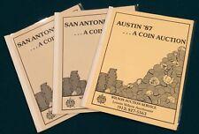 Auction Catalog - 1987 - 1990 Wilson Auction Service