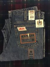 Mens Jeans NEW CINCH BRONZE LABEL 29X38 Slim Fit Tapered Legs MB90532001