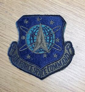 Stargate SG-1  Air force Space Command Camo Vintage Patch 3 inches wide