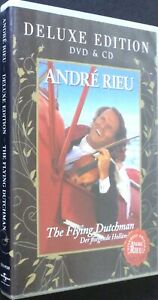 Andre Rieu - The Flying Dutchman - DVD + CD - PAL - Very Good Condition