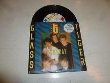 "GLASS TIGER - Someday - 1986 UK 7"" vinyl single"