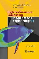 High Performance Computing In Science And Engineering '10: Transactions Of Th...