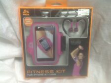 RBX fitness kit for iPhone 6/5/4/4s pink (25) brand new
