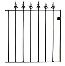 WROUGHT IRON METAL GARDEN SIDE GATE Kingsbury 3ft x 3ft
