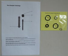 Rock Shox Tora Damper CARTUCCIA REFURB KIT (OIL Leak Fix)