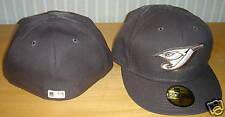 Grey Blue Jays Custom New Era Hat Cap Baseball 7 1/4