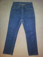Lee Bootcut Jeans Hose Blau Stonewashed W29 L33