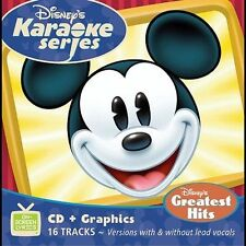 Disney's Karaoke Series: Disney's G.H. by