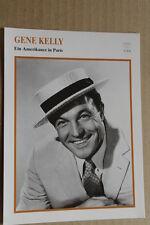 (S35) STARFILMKARTE - Gene Kelly - Ein Amerikaner in Paris