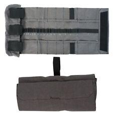 Big Portable Travel Storage Protective Case Roll Up Bag GoPro Camera Organizer