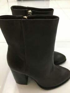 Ladies Dark Brown Boots