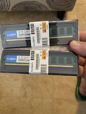 TECMIYO PC2-6400 PC2 RAM (240-Pin DIMM, 800MHZ), DDR2 Ram 8GB Kit (2x2GB)