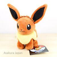 Pokemon Center Original Plush Eevee OA doll from Japan