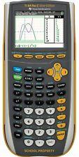 Texas Instruments Ti-84 Plus C Silver Edition Calculator w/ Color Screen -Yellow