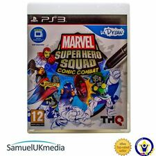 MARVEL Super Hero Squad Comic Combat (PS3)